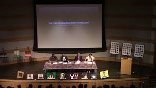 Black, White, & Mormon II Conference Panel 2: Getting Past the Racial Past