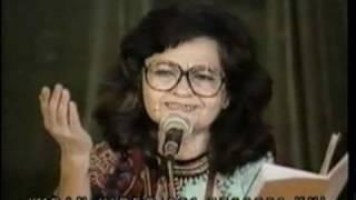Mitti munhnji mitti jiji Zarina Baloch song dedicated to Ayaz Latif Palijo
