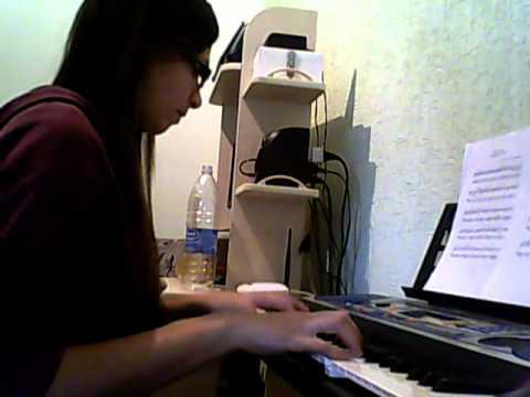 Twilight Song piano