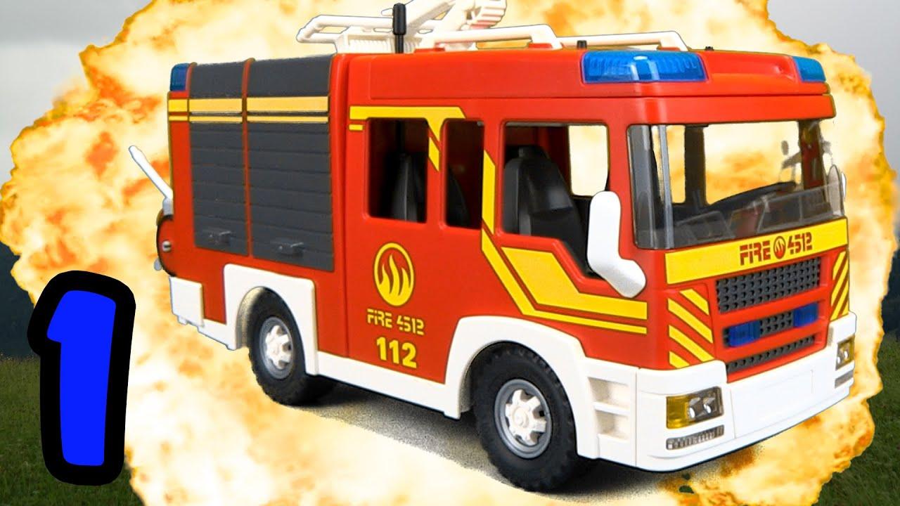 Youtube Feuerwehr Playmobil