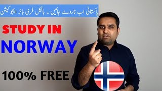 Study in Norway for Free