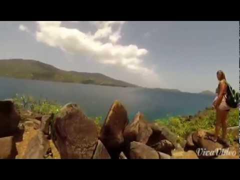 Adventure to the US Virgin Islands July 2014