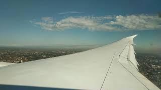 Cận cảnh máy bay chở chủ tịch Sang hạ cánh xuống sân bay Sydney