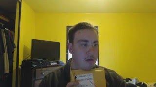 Krampus Soundtrack Unboxing Video Binaural ASMR