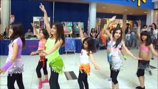 Kids Group Dance