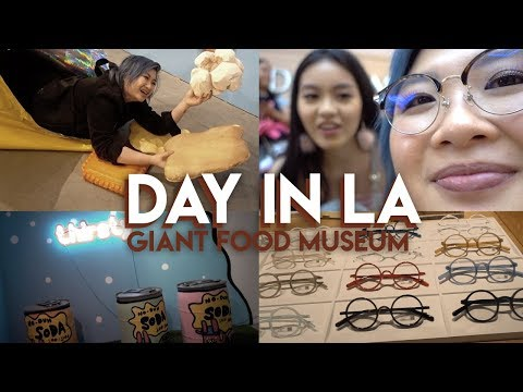 a day exploring los angeles vlog - madewithsoyy