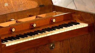 Ausdruck auf Knopfdruck: Steinmeyer-Harmonium (Kunst \u0026 Krempel, BR)