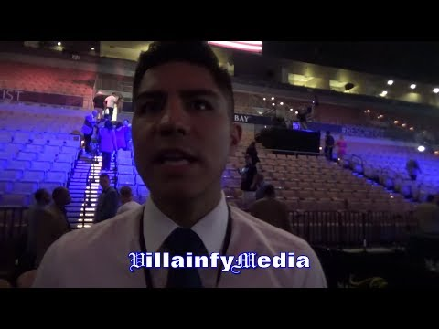 """JESSIE VARGAS EXPLAINS KOVALEV'S PIVOTAL MISTAKE IN DEALING WITH """"LOW BLOWS"""" WARD OUTDID 1ST FIGHT"""