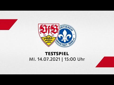 Im Livestream: VfB Stuttgart - SV Darmstadt 98