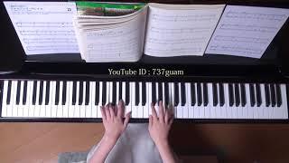 使用楽譜:ピアノで楽しむ クリスマス Best Selection 採譜者:久木山直...