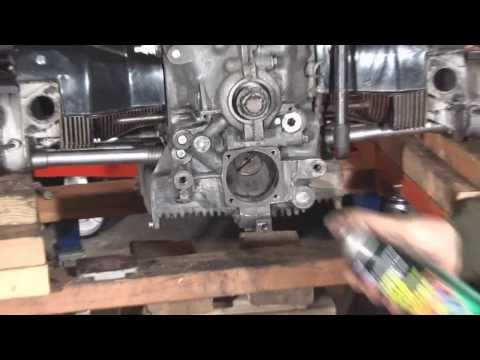 Vintage VW Bus Engine Modifications Pt. 2 Assembly - DIY German Aircooled Garage #9 - 2