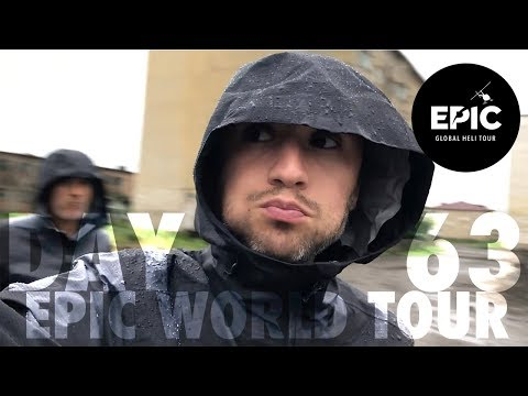 THE STRUGGLE AND THE REWARD | EPIC World Tour DAY 63