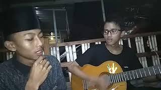 ADDINU LANA Cover Gitar    Vocal Zapin & Gitar Fikri Fauzi