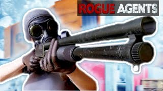 ROGUE AGENTS Android Gameplay