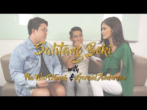 My Perfect You ( Baklaan Iconic Movie Scenes w/ Pia Wurtzbach & Gerald Anderson) || KEN BARRIENTOS