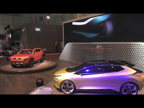 Tata Motors celebrates its 20th year at Geneva International Motor Show 2018 with its 'InnoVision'