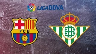 FC Barcelona vs. Real Betis EN VIVO DIRECTO HD