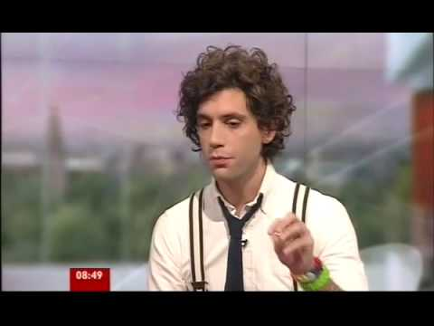 MIKA on BBC Breakfast
