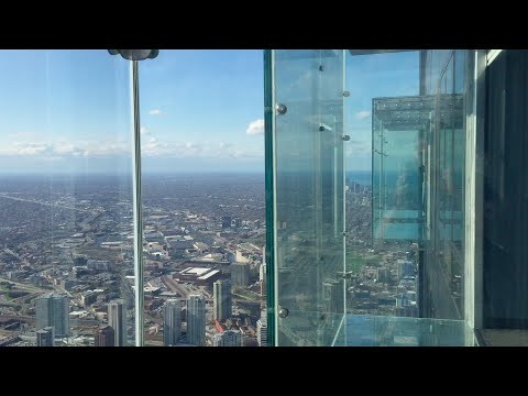 Willis Tower Skydeck (Sears Tower Chicago, IL)