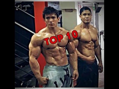 TOP 10: LOS MEJORES CUERPOS FITNESS DE COLOMBIA (Hombres).