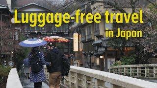 Luggage-free Travel in Japan - Panasonic's OMOTENASHI Hospitality Solutions