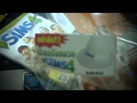 The Sims 4 Limited Edition Unพลาสติกกันกระแทกing [MunGamer.TH]