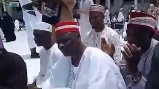 How Senator Kwankwaso Pray in Ka'abah to Become President Of Nigeria 2019 SmartMedia