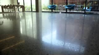 Husqvarna HiPERFLOOR®: Specifying Sustainable Polished Concrete Floors.