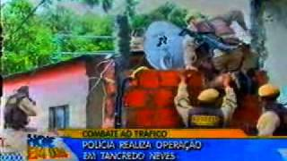 Polícia realiza operação em Tancredo Neves - 21.10.2011.asf