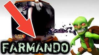 FARMANDO ELIXIR NEGRO FÁCIL!! CLASH OF CLANS