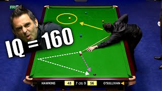 The Most Clever Shots in Snooker (2) | Brain Games | SnookerUA
