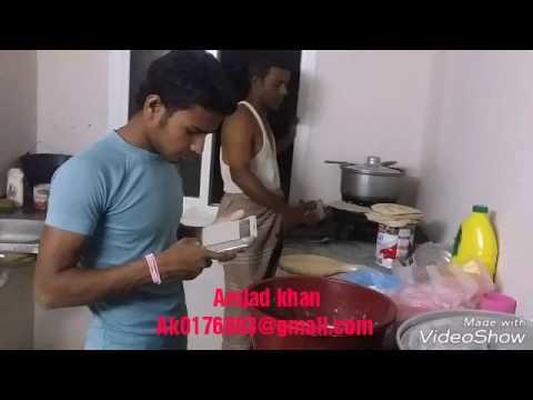 Rahne ko ghar sone ka bistar nahi&Amjad khan