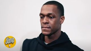 Rajon Rondo: The Clippers' ceiling is the championship | The Jump
