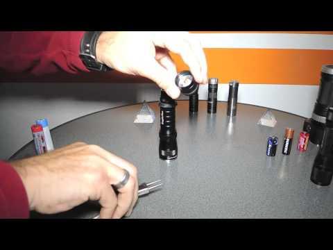 Fehlersuche bei taschenlampen youtube