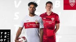 Gut oder Schlecht? Die neuen JAKO-Trikots des VfB Stuttgart für die Saison 19/20