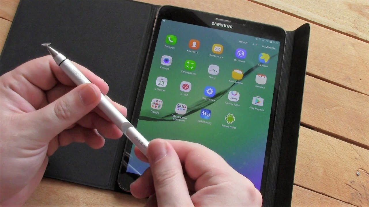 Samsung Galaxy Tab S2: Unboxing & Review - YouTube