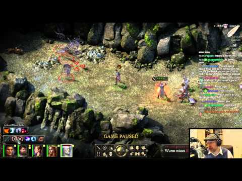 Arv chats with Josh Sawyer, Project Director for Obsidian's Pillars of Eternity! - 2 / 3