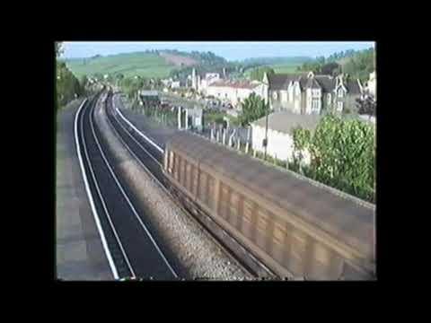 Ferryside  Unidentified Cl 47 on Carmarthen - Ince&Elton Kemira return 1990