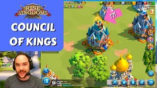 The advice KINGS NEED for GROWING a kingdom | Rise of Kingdoms