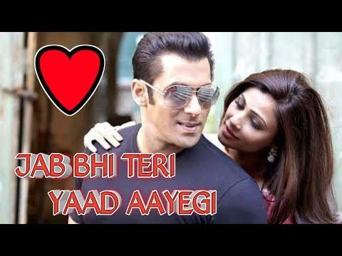 Jab Bhi Teri Yaad Aayegi | Whatsapp Status Video