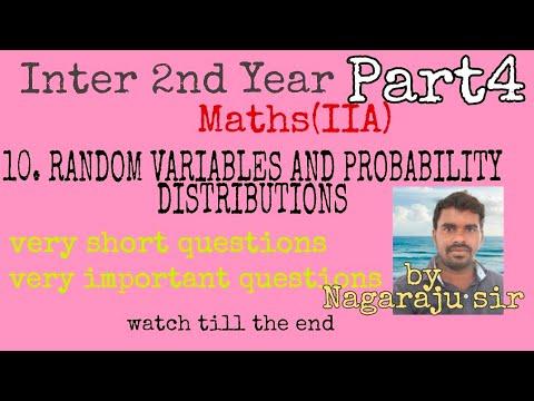 Random Variables Part4