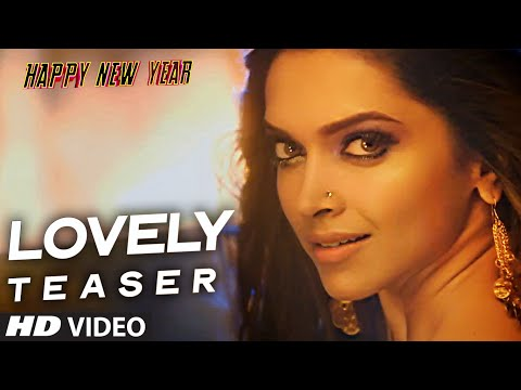 "OFFICIAL: ""Lovely"" Song TEASER | Happy New Year | Shah Rukh Khan, Deepika Padukone"