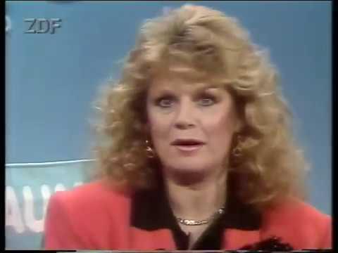 Heidi Brühl Zwei Interviews Im Deutschen Fernsehen