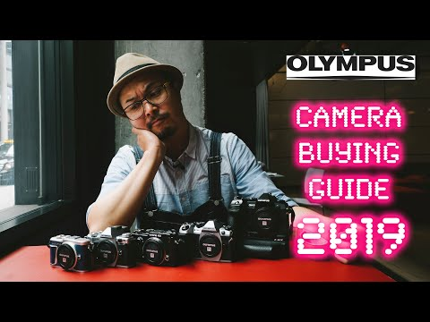 Which Olympus Camera? Buying Guide 2019 - RED35