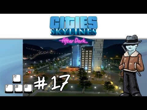 Cities at Night - 017 - Tourist District!
