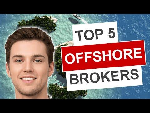 Top 5 Offshore Brokers  in 2021 - 1:1000 LEVERAGE