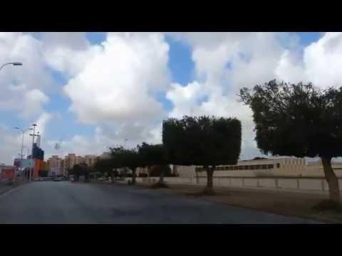Benghazi 2014 جولة في مدينة بنغازي