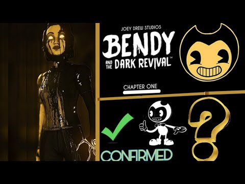 BATDR Release Date Confirmed? (Bendy And The Dark Revival Release Date)