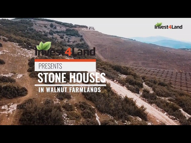 Stone houses in walnut farms by invest4land