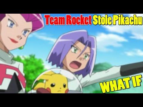 Pokemon WHAT IF: Team Rocket Had Stolen Ash's Pikachu ...